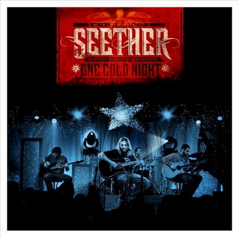 Seether - One Cold Night (Bonus DVD) (CD) - image 1 of 7