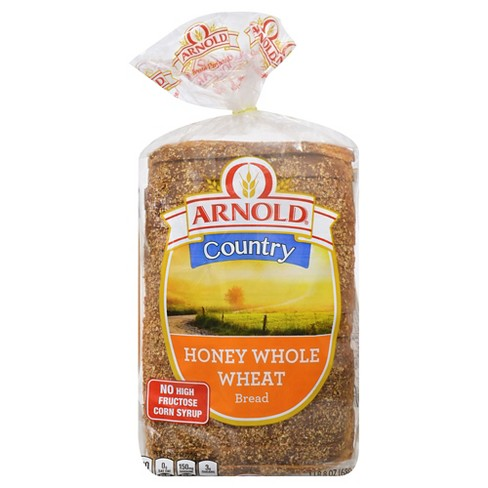 Arnold® Country Honey Whole Wheat Bread - 24oz - image 1 of 1