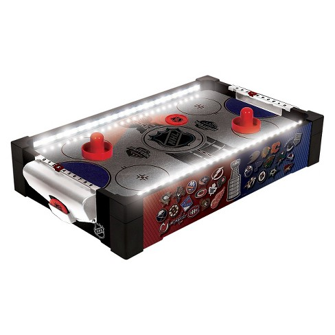 Sporting Goods Air Hockey Energetic Game Room Nhl Eastpoint Table Top Air Hover Indoor Hockey Game Red 2 Player