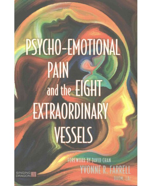 Psycho-Emotional Pain and the Eight Extraordinary Vessels (Paperback) (Yvonne R. Farrell) - image 1 of 1