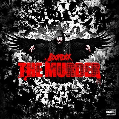 Boondox - Murder (CD) - image 1 of 1