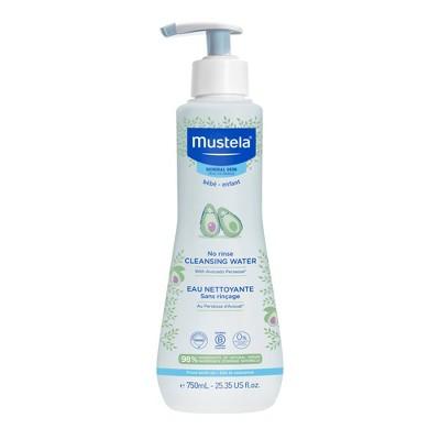 Mustela No Rinse Cleansing Baby Micellar Water - 25.35 fl oz