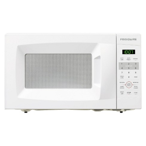 Frigidaire 0.7 Cu. Ft. 700 Watt Countertop Microwave Oven - White FFCM0724LW - image 1 of 2