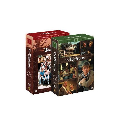 The Waltons: Seasons 1 & 2 (DVD) - image 1 of 1