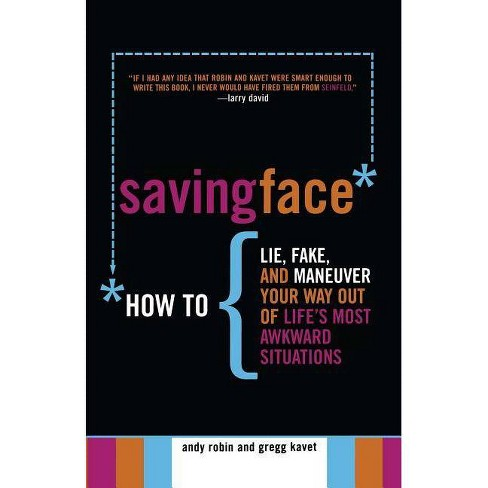 Saving Face - by  Andy Robin & Gregg Kavet (Paperback) - image 1 of 1