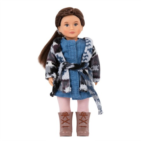 """Our Generation® 6"""" Mini Doll - Marley - image 1 of 1"""