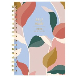 "2020 Planner 5.5""x 8.5"" Leaves - Create & Cultivate"
