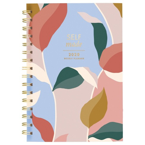 """2020 Planner 5.5""""x 8.5"""" Leaves - Create & Cultivate - image 1 of 4"""