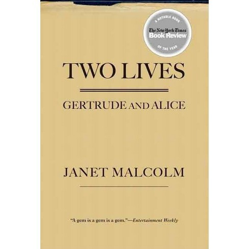 Two Lives - by  Janet Malcolm (Paperback) - image 1 of 1