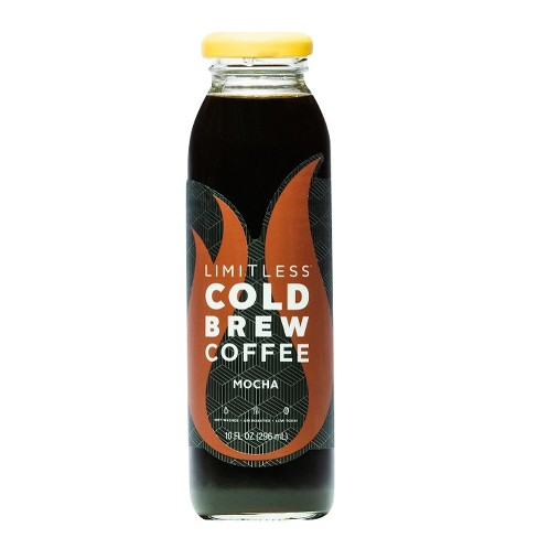 Limitless Mocha Cold Brew Coffee - 10 fl oz - image 1 of 1