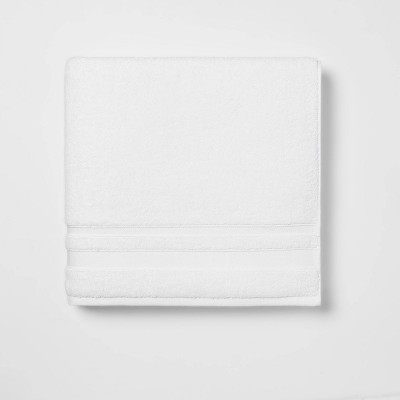 Performance Bath Towel White - Threshold™