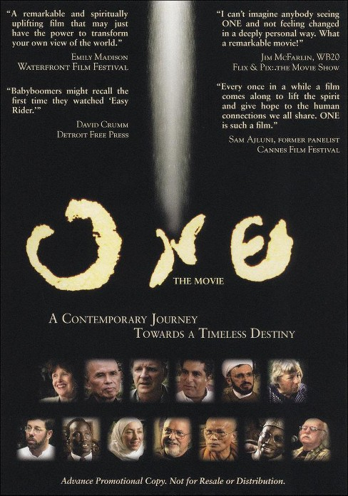 One:Movie (DVD) - image 1 of 1