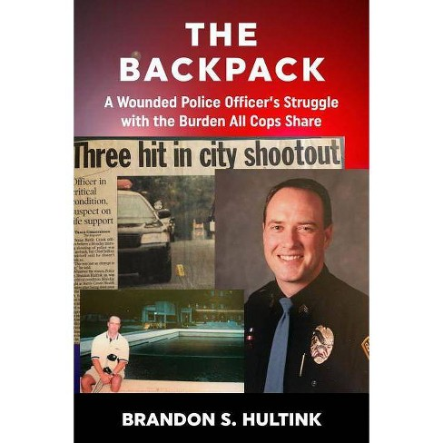 The Backpack - by  Brandon Hultink (Paperback) - image 1 of 1