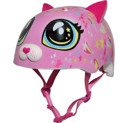 Raskullz Astro Cat Toddler Helmet Pink