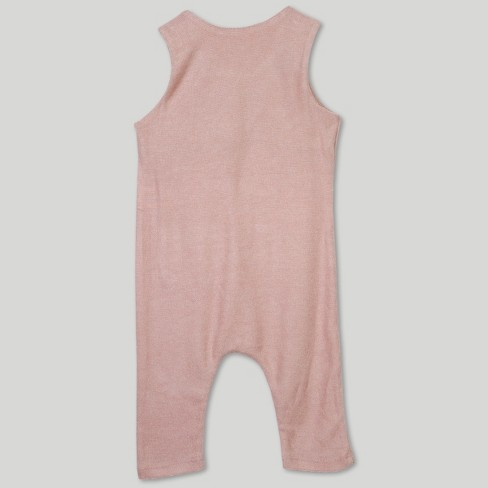 9ea23a10aeb4 Afton Street Baby Girls  Overalls - Pink Newborn   Target