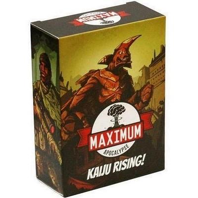 Kaiju Rising! Board Game