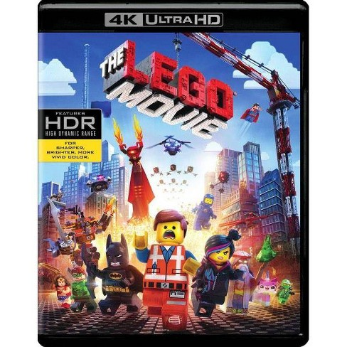 The Lego Movie 4k Ultrahd Target