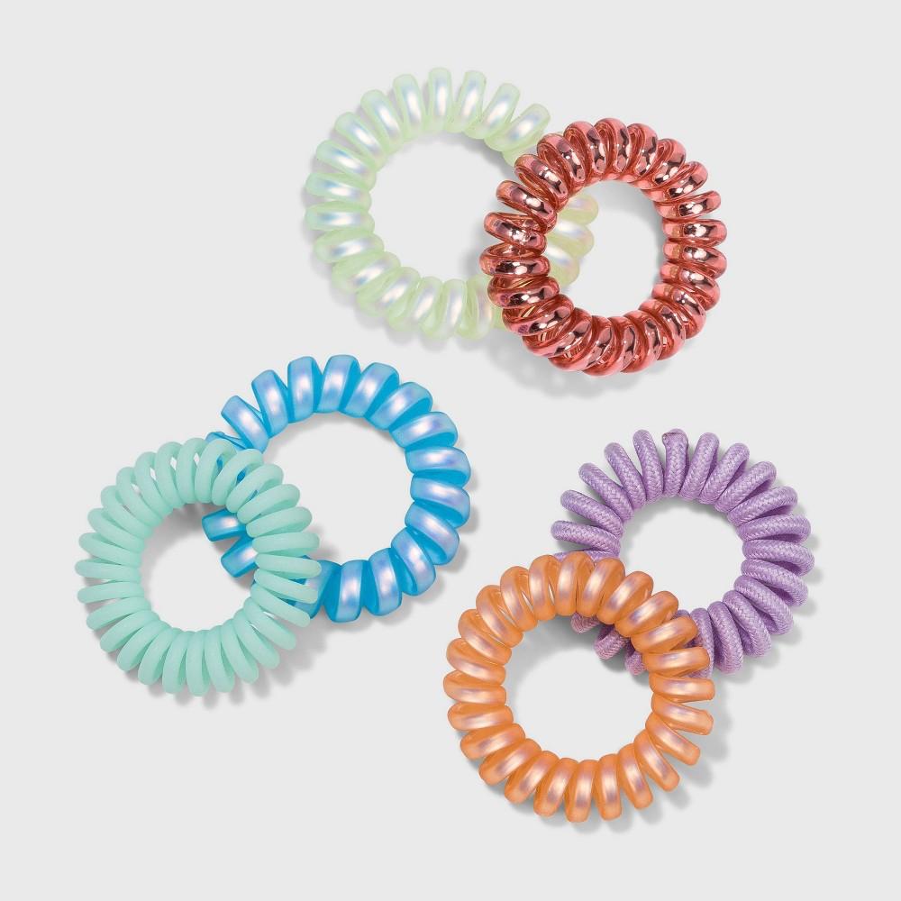 Pastel Mini Coli Set 6pc Wild Fable 8482 Multicolor Cools