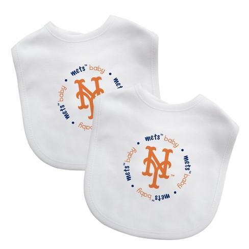 e94f5d0ca MLB New York Mets 2pk Bib Set : Target