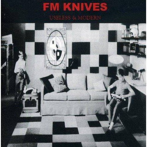 FM Knives - Useless and Modern (CD) - image 1 of 1