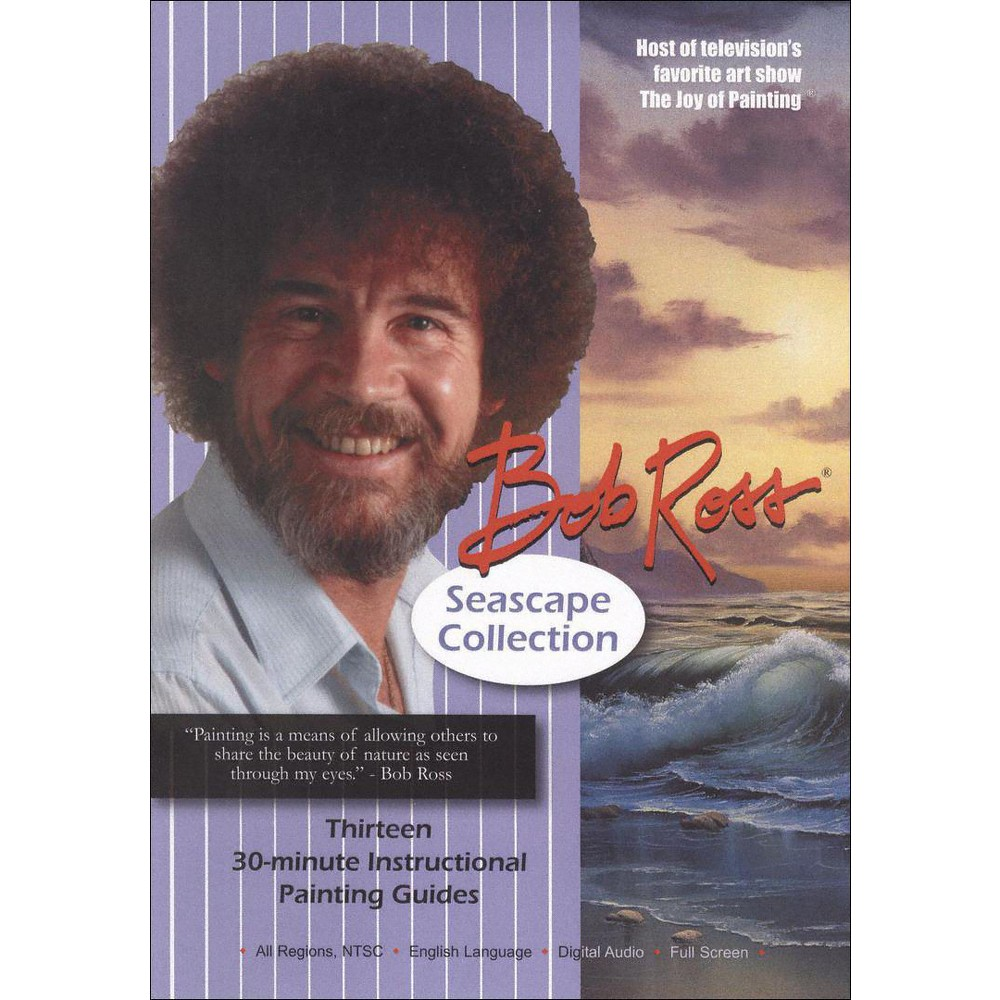 Joy Of Painting:Seascape Collection (Dvd)