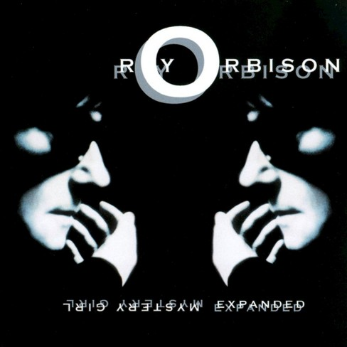Roy orbison - Mystery girl (CD) - image 1 of 1