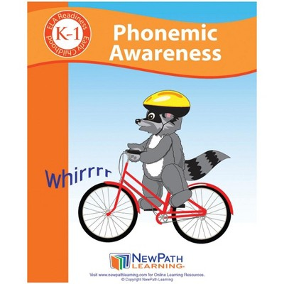 NewPath Learning Phonemic Awareness Student Activity Guide, Grade K to 1