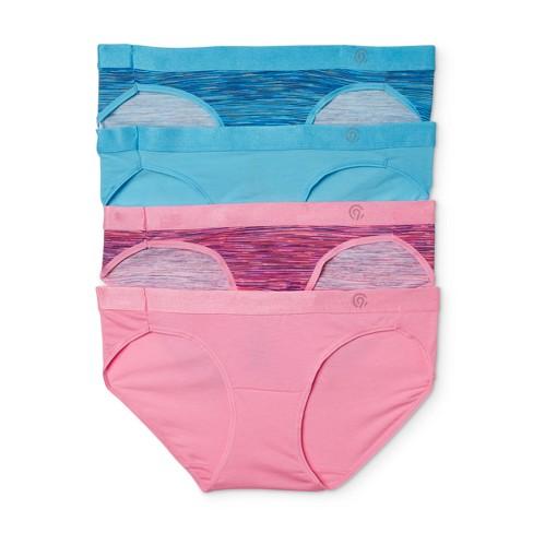 Women s Duo Dry Stretch Bikini Briefs 4-pk - C9 Champion®   Target 0feb26aff1
