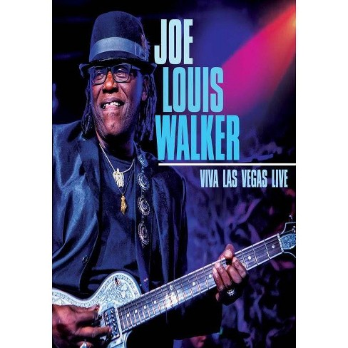 Joe Louis Walker: Viva Las Vegas Live (DVD) - image 1 of 1