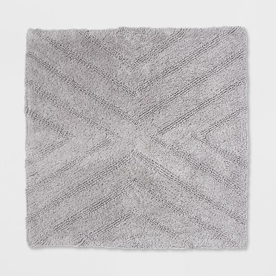 Solid Square Rug Drizzle Gray - Project 62™ + Nate Berkus™
