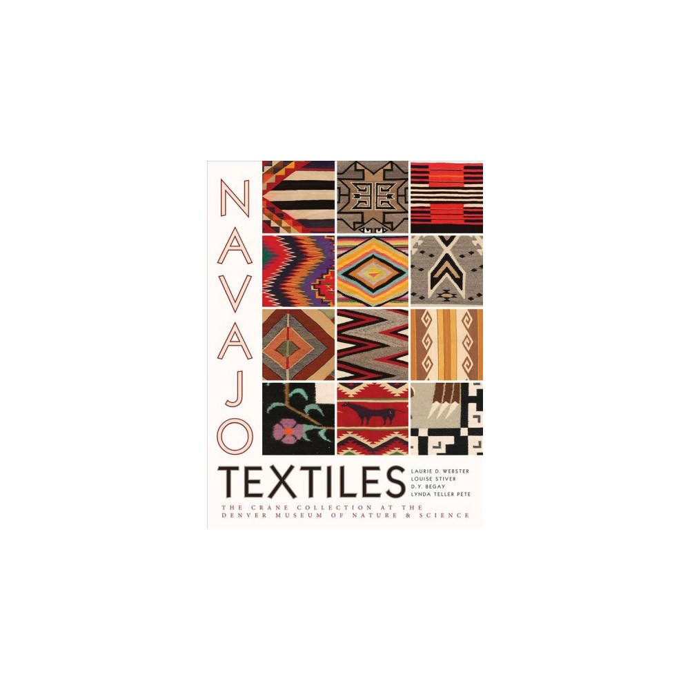 Navajo Textiles : The Crane Collection at the Denver Museum of Nature & Science - (Paperback)