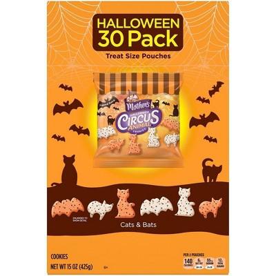 Mother's Halloween Circus Animal - 30ct