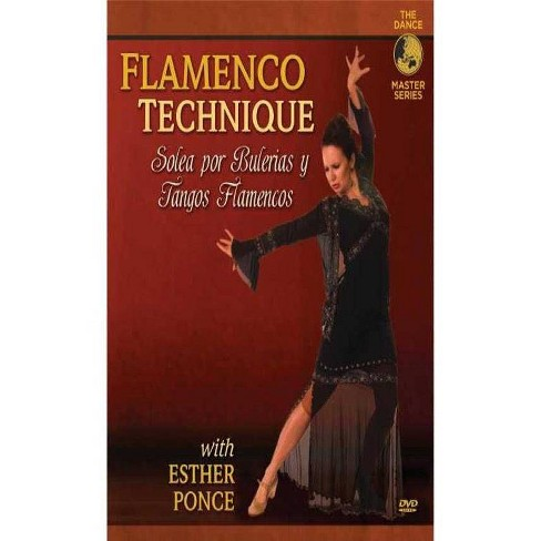 Esther Ponce: Flamenco Technique (DVD) - image 1 of 1