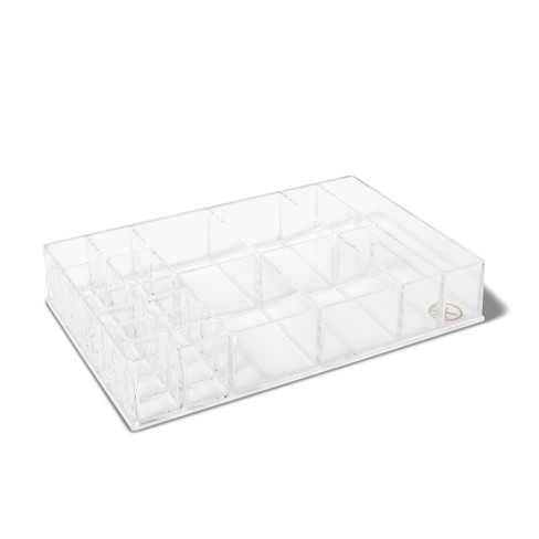 Sonia Kashuk™ Makeup Tray Organizer - Clear - image 1 of 2