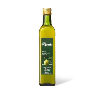Organic Extra Virgin Olive Oil - 16.9oz - Good & Gather™