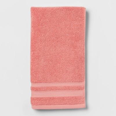 Performance Hand Towel Coral - Threshold™