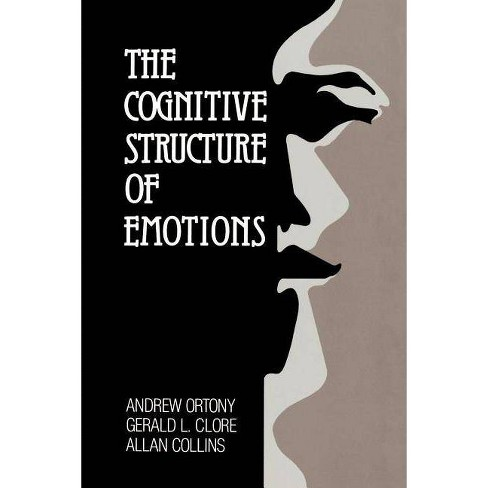 The Cognitive Structure of Emotions - by  Andrew Ortony & Gerald L Clore & Allan Collins (Paperback) - image 1 of 1