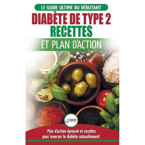 Diabète de Type 2 - by Jennifer Louissa (Paperback)