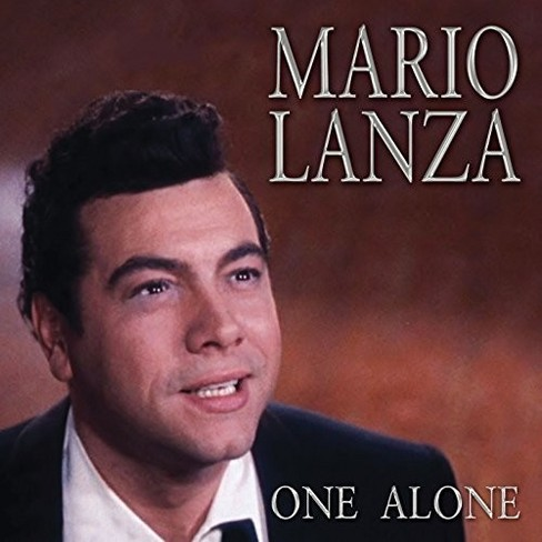 Mario Lanza - One Alone (CD) - image 1 of 1