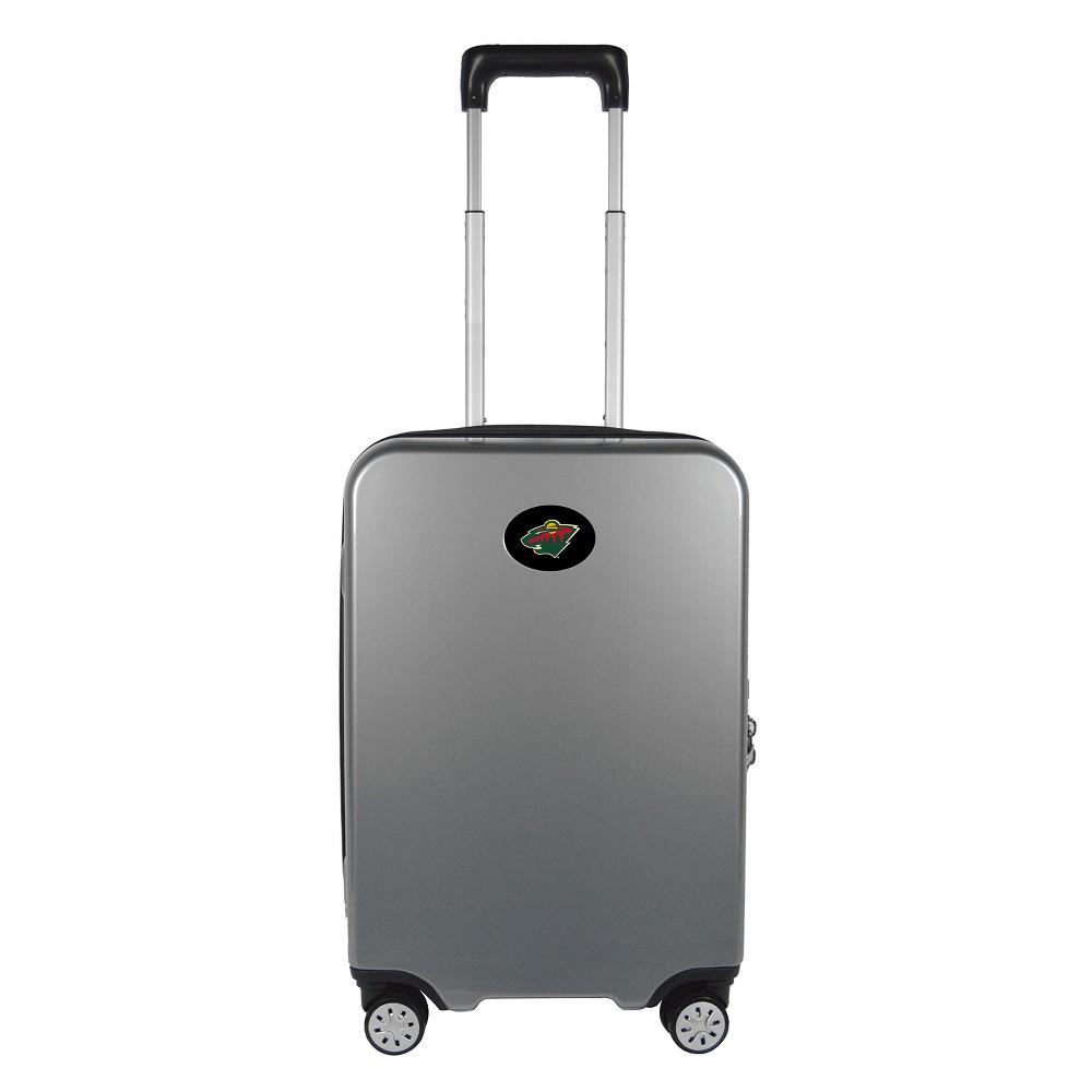 NHL Minnesota Wild 22 Premium Hardcase Spinner Suitcase