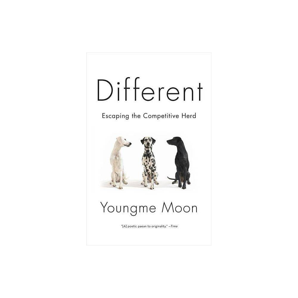 Different By Youngme Moon Paperback