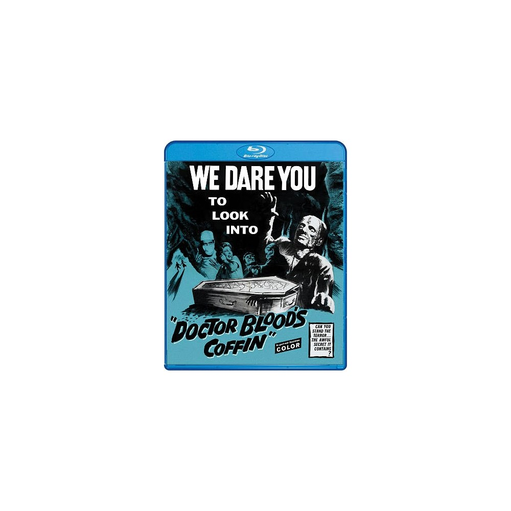 Doctor Blood's Coffin (Blu-ray)