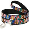 Disney Princess - Buckle-Down Dog Leash & Collar Set - L - image 3 of 4