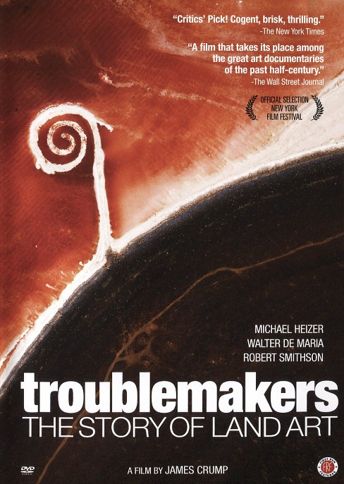 Troublemakers:Story of land art (DVD) - image 1 of 1