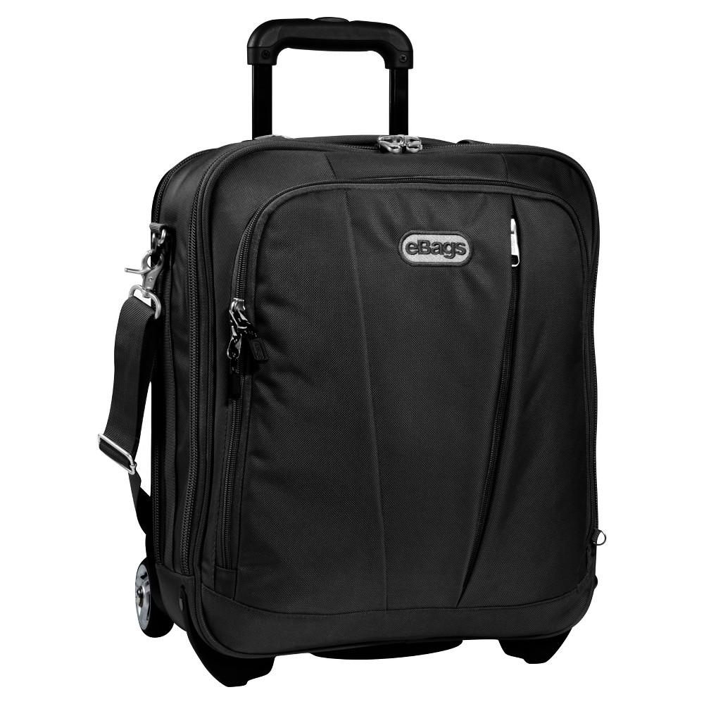 eBags Tls Vertical Mobile Briefcase - Solid Black