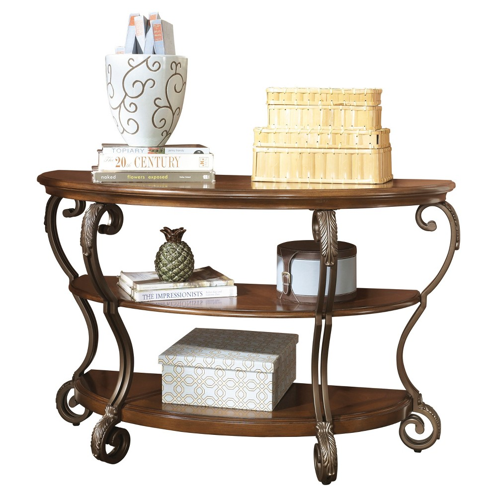 Console Table Brown - Signature Design by Ashley