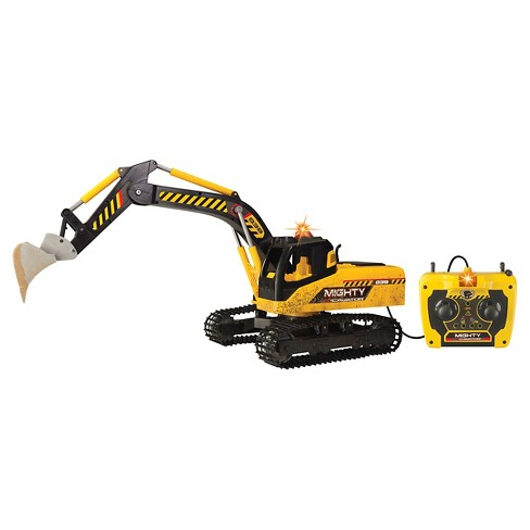 Dickie Toys - Construction Mighty Excavator - image 1 of 4