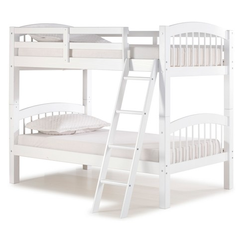 Spindle Twin Over Twin Bunk Bed - Bolton Furniture : Target
