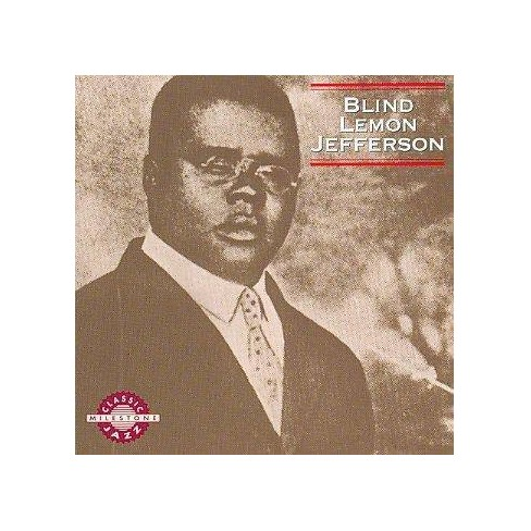 Blind Lemon Jefferson - Blind Lemon Jefferson (CD) - image 1 of 1