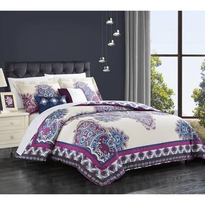 Chic Home Design Sati Comforter & Sham Set